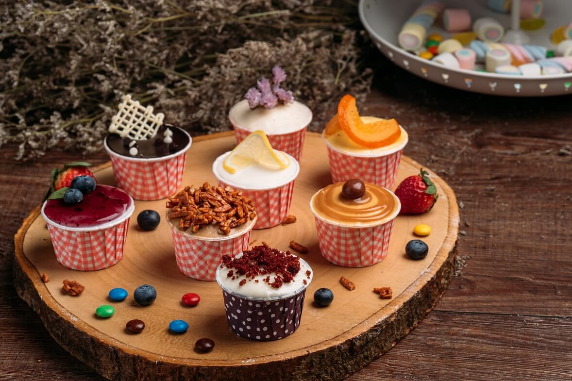カップケーキ資格人気ランキング
